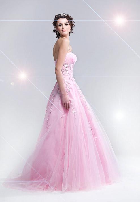 Prom Dresses  Pink...