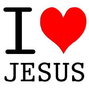 I Love Jesus God's Love is uncondit...