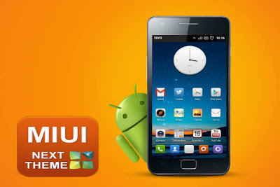 MIUI Next Launcher 3D Theme .APK 1.1 Android [Full] [Gratis]