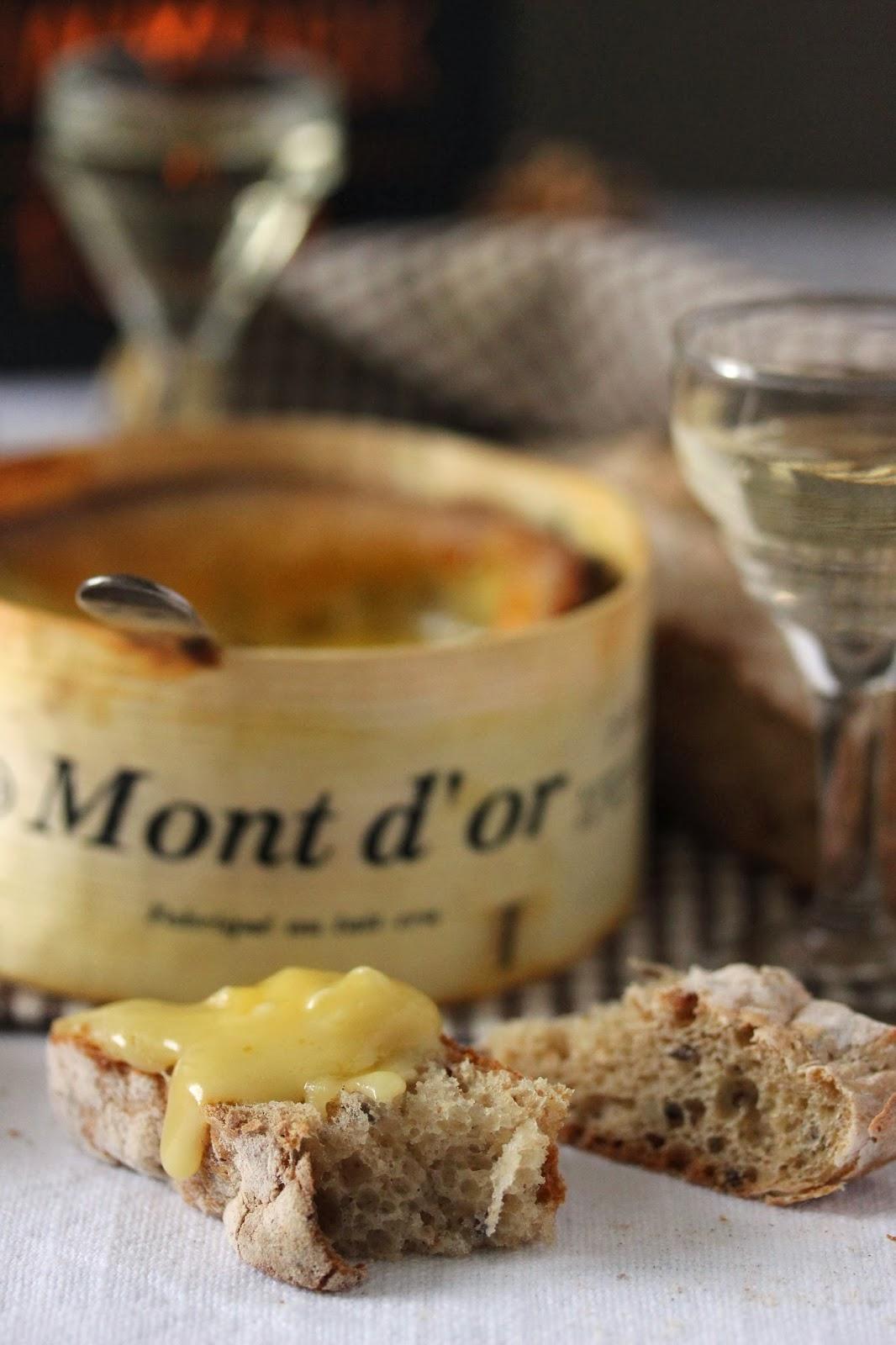 Dans la cuisine de sophie mont d 39 or au four - Mont d or au four ...