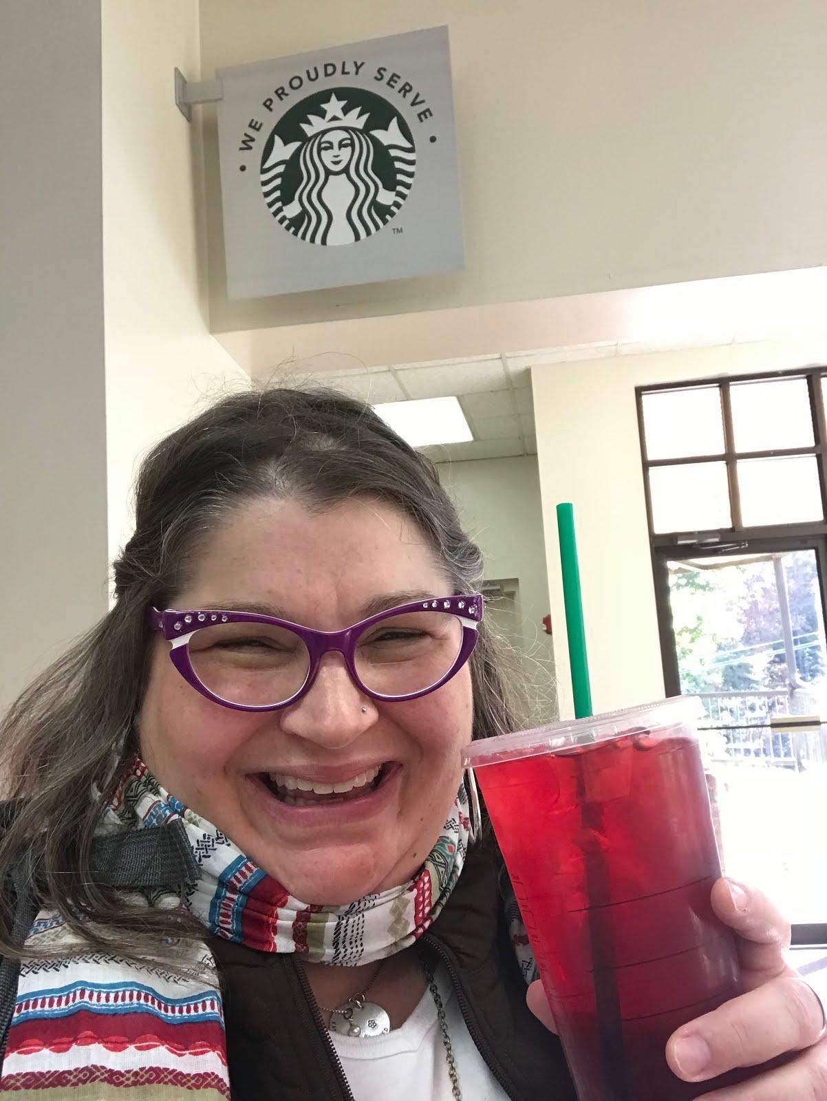 2017 Toccoa Falls Campus-GA, Starbucks Passion Tea