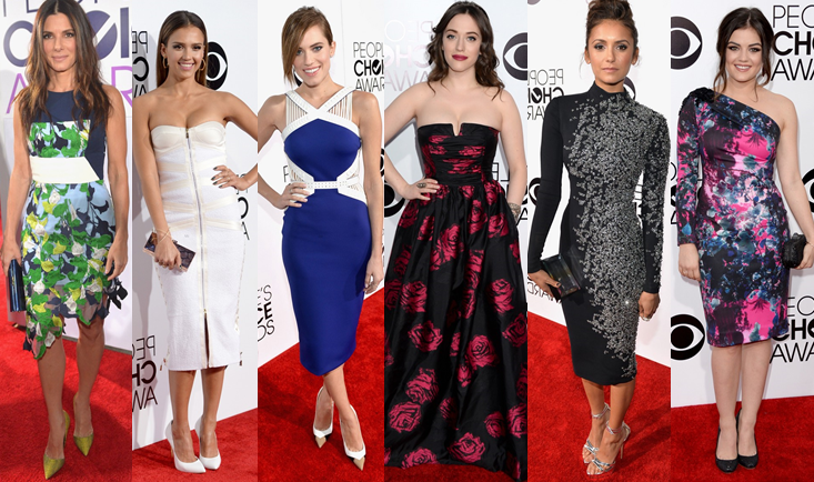 people's choice awards, nina dobrev, jessica alba, lucy hale