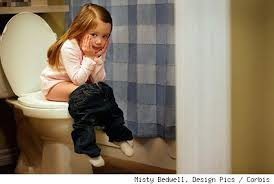 Potty TRaining Girls Easy Ways