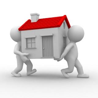 pindahan rumah baru