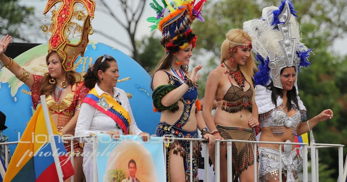 danza folklorica ecuatoriana: