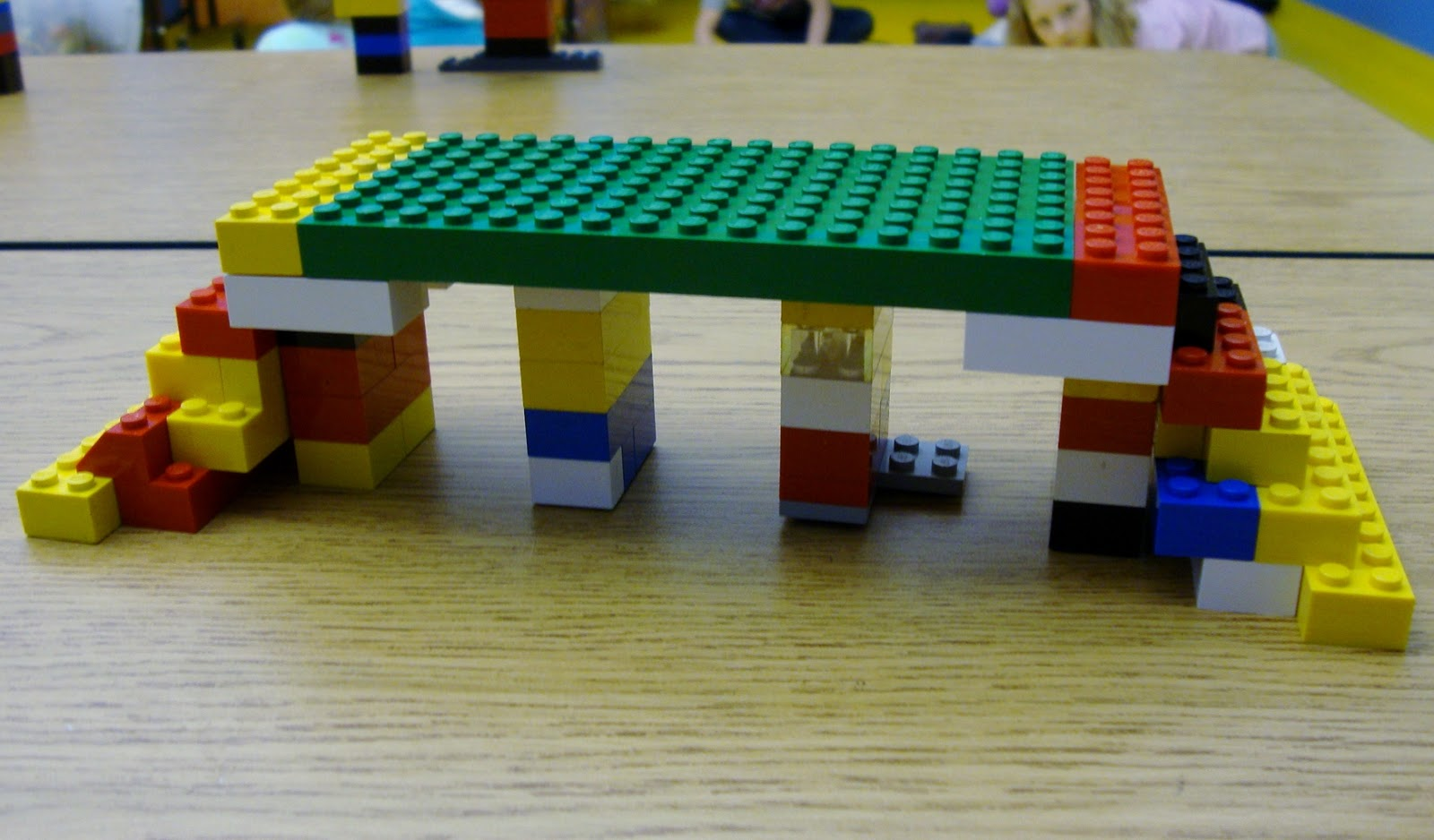 Lego bridges miss michelle mpl fun and learning the library