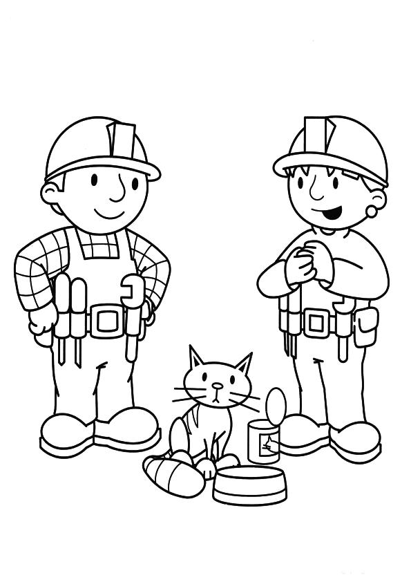 Quot Desenhos Para Colorir E Imprimir Quot Desenho Do Bob O