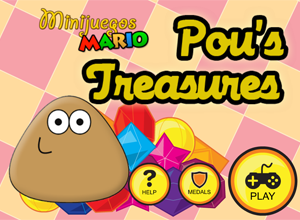 Pou's Treasures