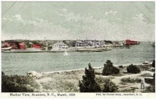 HARBOR VIEW 1910