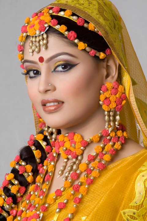 Bengali Wedding Guide Bangladeshi Modern Bride And Groom  Makeup And Dressup Picture