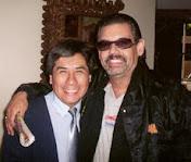 Pichie Pérez y Daniel Martinez El Chino
