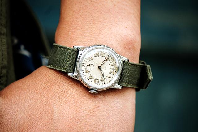 1940 militarywatch antique vintage greenangle ga グリーンアングルミリタリーウォッチアンティークウォッチ時計