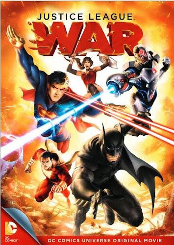 Ver Justice League War (Sub Español) (2014) Online