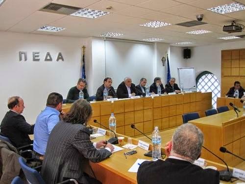 Το αδιέξοδο οδήγησε σε αναβολή για τις 29 Οκτωβρίου το ΔΣ της ΠΕΔ Αττικής.!
