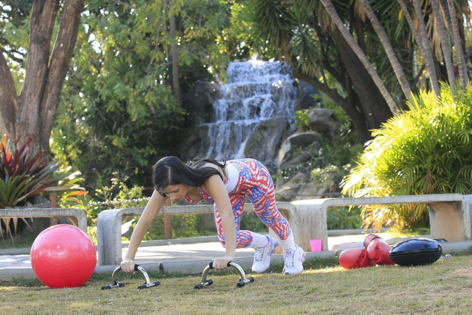 Personal Trainer Franciele Sezana