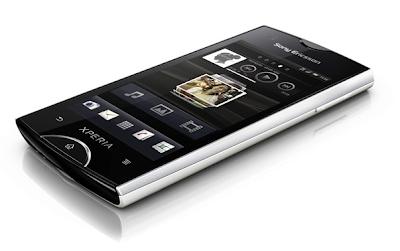 Sony Ericsson Experia Ray