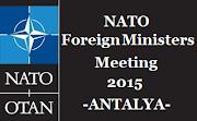 НАТО Министры иностранных Встреча 2015