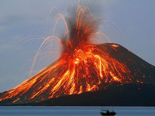Saat Mendengar Gunung Berapi apakah yang pertama kali muncul dalam benak anda Manfaat Gunung Berapi Bagi Kehidupan