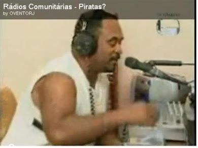 Rádio Comunitária NÃO é Crime, é direito assegurado na constituite de 1988.