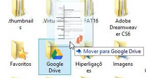 Como armazenar arquivos na nuvem
