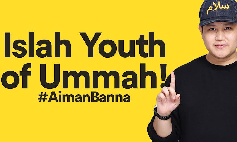 Support Aiman Banna!