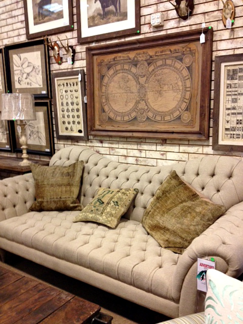 Burlap Burlap Everywhere Woodstock Furniture Outlet