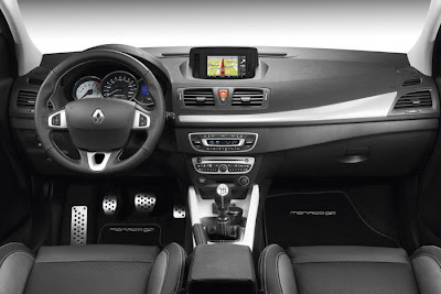 Renault Megane RS Mónaco