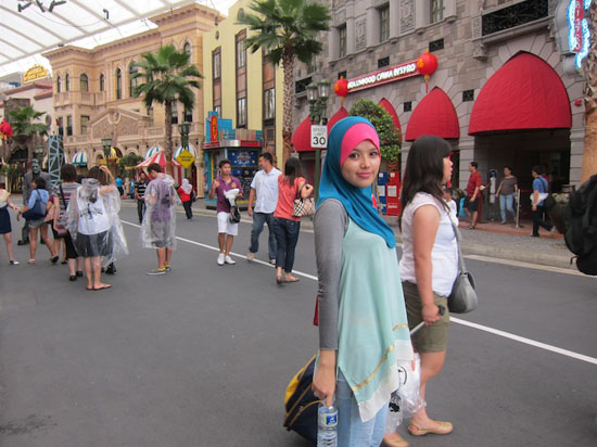 Gambar Fatin Liyana Blogger Personal Malaysia