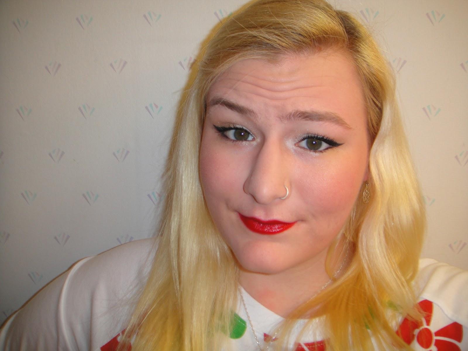 Blonde teen nude ugly