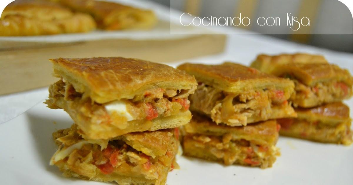 Cocinando con kisa empanada gallega thermomix y kitchenaid for Cocinando con kisa