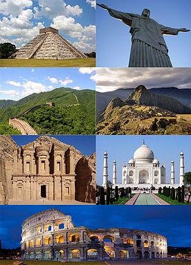 Tujuh Yang Lebih Hebat Dari Tujuh Keajaiban Dunia