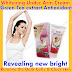 Whitening Under Arm Cream with Green Tea extract Antioxidant & Antimicrobial 15 grams