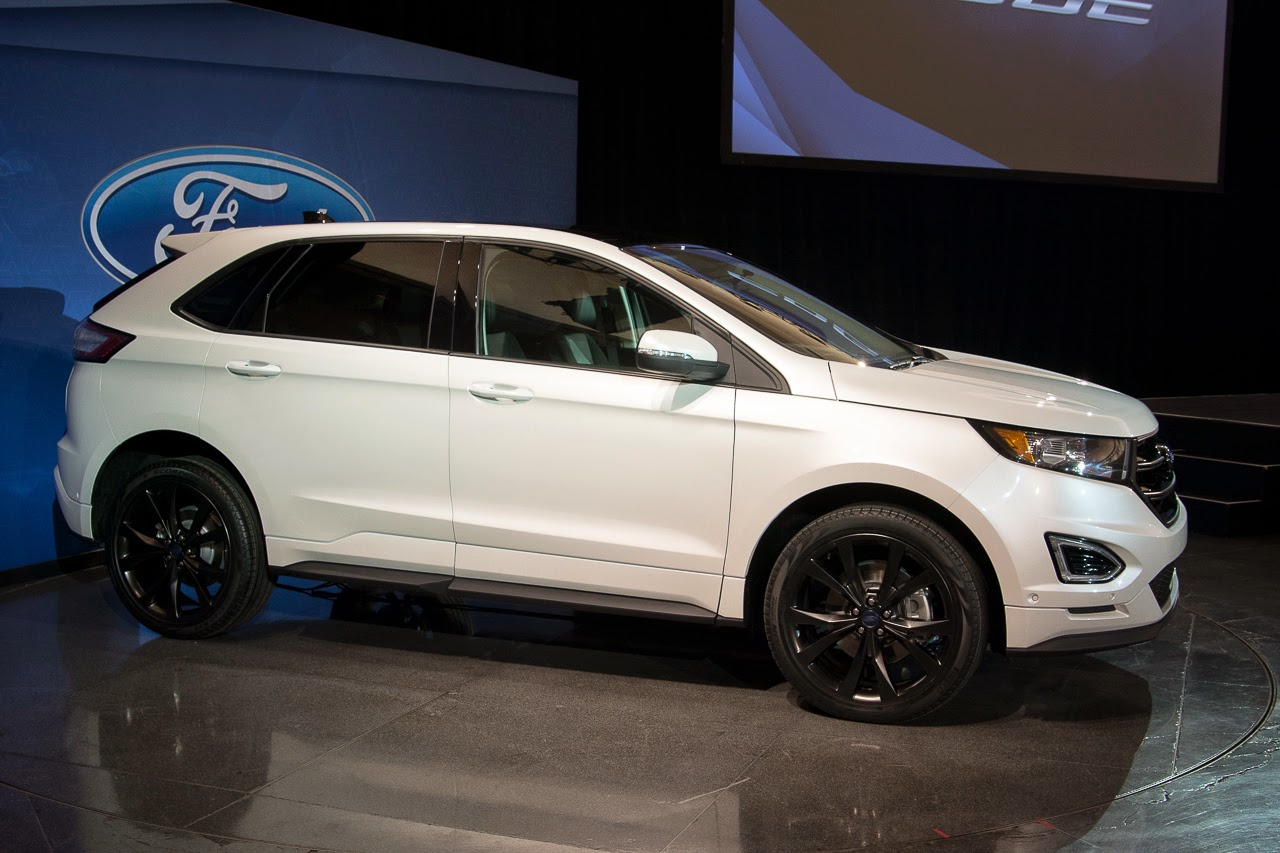 2015 ford edge sport live photos photos latest auto design. Black Bedroom Furniture Sets. Home Design Ideas