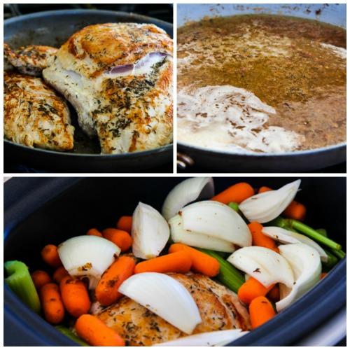 breast Boneless cooker turkey slow