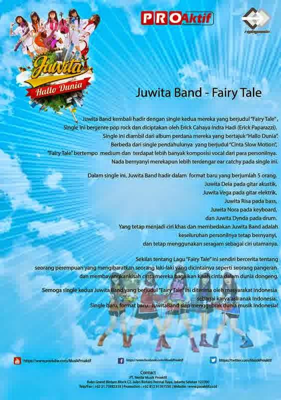 Download Lagu Juwita Band - Fairy Tale MP3