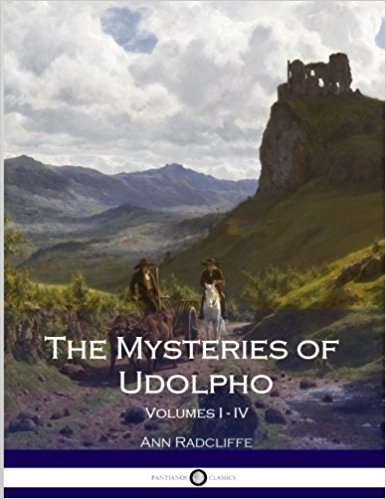 The Mysteries of Udolpho, Ann Radcliffe - Essay