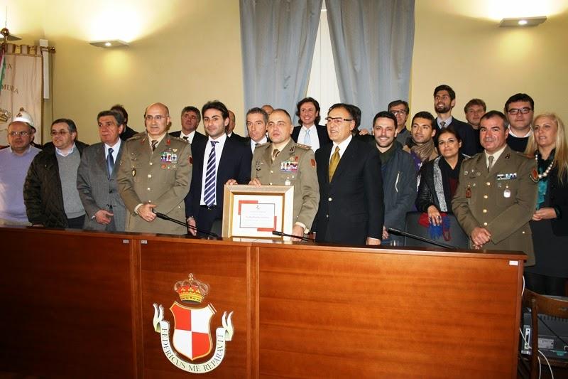 La cittadinanza onoraria