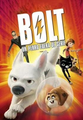 Bolt: Un perro fuera de serie (2012)
