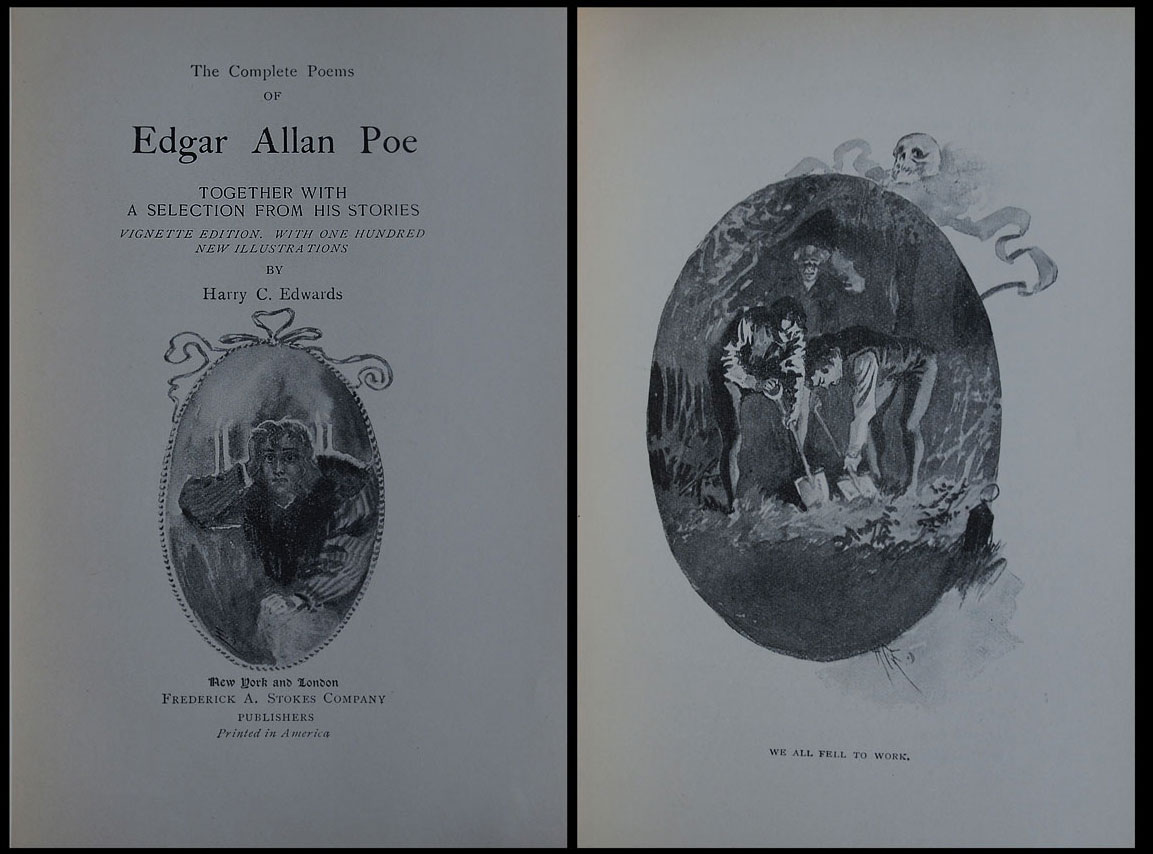 the life and poetry works of edgar allan poe The edgar allan poe timeline depicts some of the major milestones and achievements in the life of the gothic writer, including a few of his literary works.
