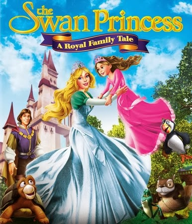 ดูการ์ตูน เจ้าหญิงหงส์ขาว 4 ผจญภัยพิทักษ์เจ้าหญิงน้อย The Swan Princess: A Royal Family Tale