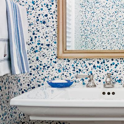 Made in heaven true blue beach retreat for True blue bathrooms