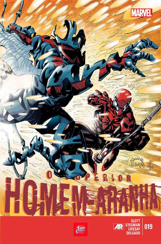 Nova Marvel! O Superior Homem-Aranha #19