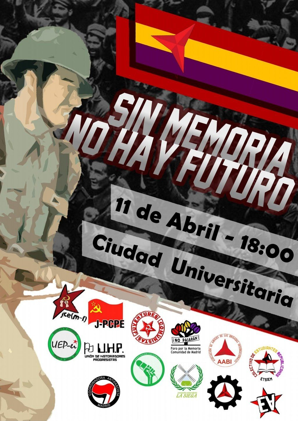 11 de Abril Sin Memoria No hay Futuro