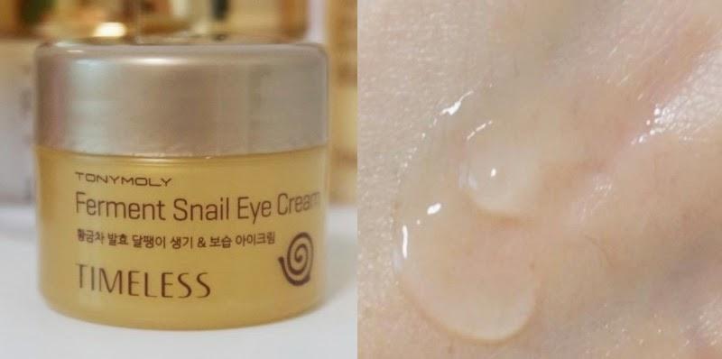 Kết quả hình ảnh cho timeless ferment snail eye cream