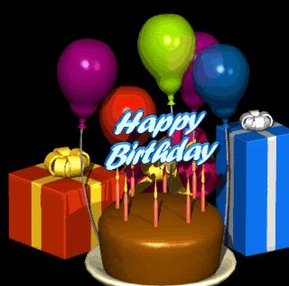 ULANG TAHUN TERBARU Foto Animasi Gerak Happy Birthday BBM Android Unik