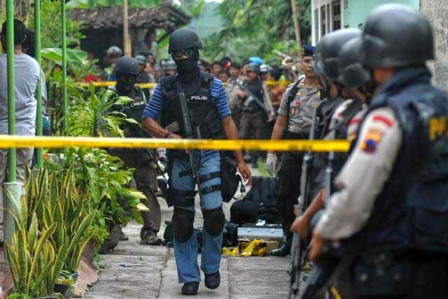 DPR Rencana Revisi Undang-Undang Terorisme
