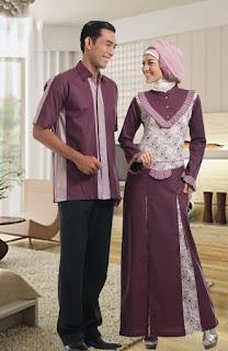 trend baju sarimbit lebaran