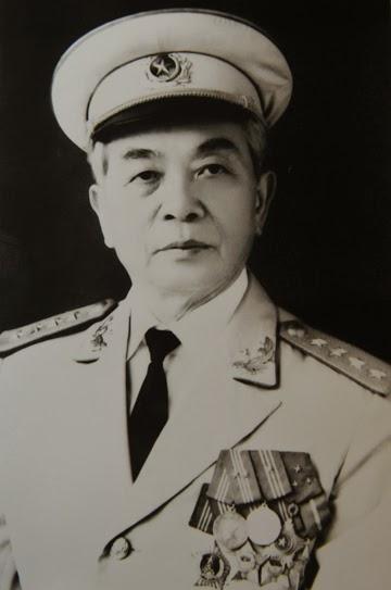 General Vo Nguyen Giap