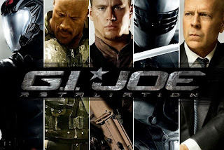 GI Joe Retaliation Channing Tatum, Dwayne Johnson, Ray Park