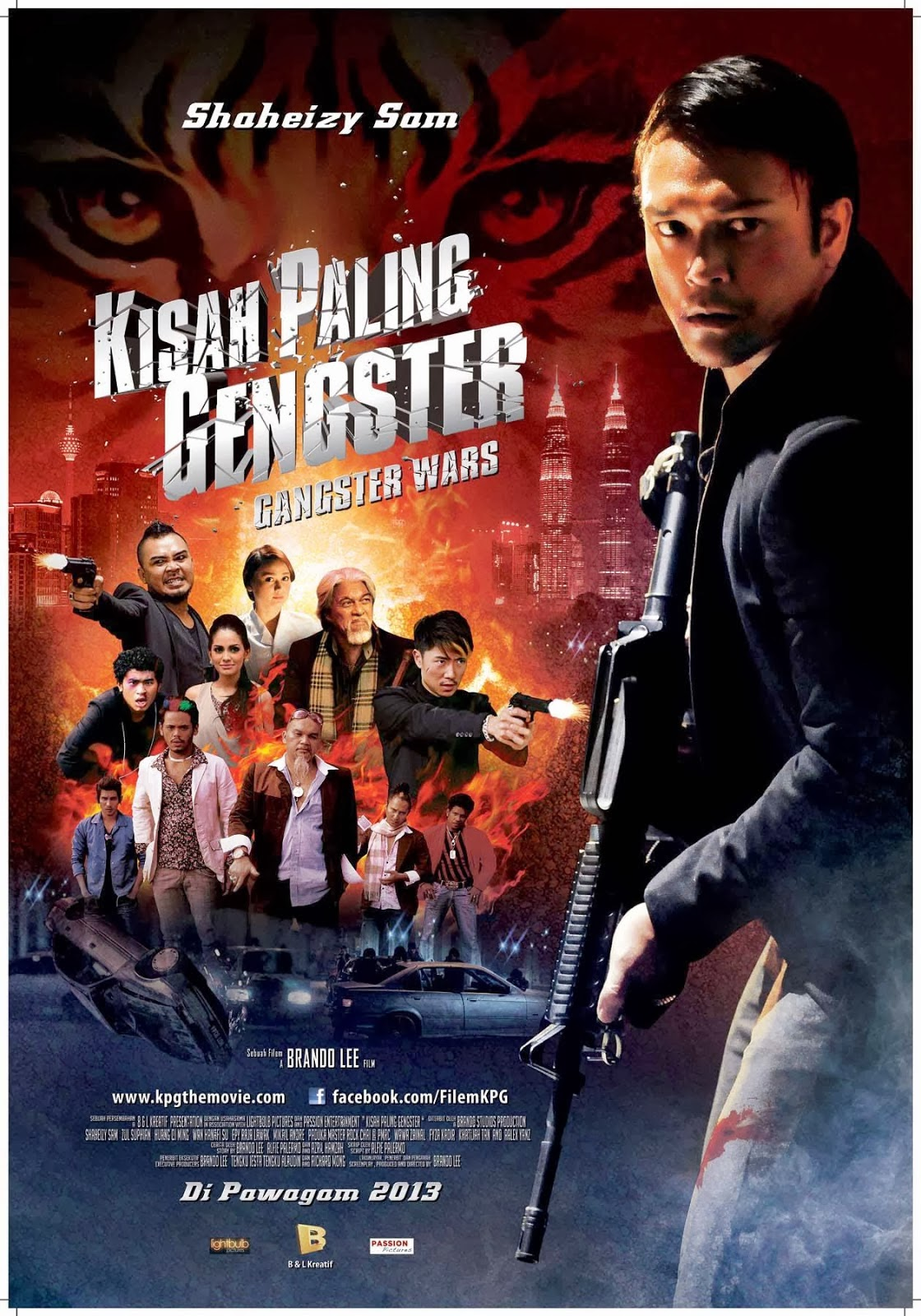 Kisah Paling Gengster 2013 Full Movie Online Streaming